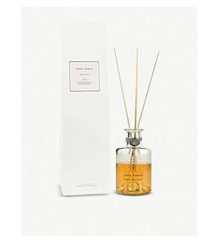 TRUE GRACE Village white tea reed diffuser 200ml