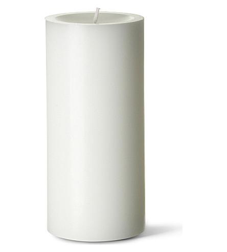 BOUGIES LA FRANCAISE Pillar candle 15cm