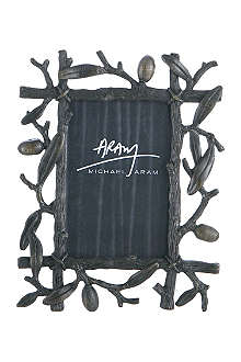 MICHAEL ARAM Olive Branch mini photo frame 4