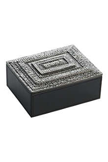 MICHAEL ARAM Gotham small jewellery box