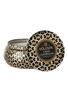 VOLUSPA Two wick Crisp Champagne candle