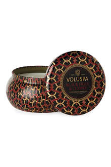 VOLUSPA Two wick Black Figue & Chypre candle