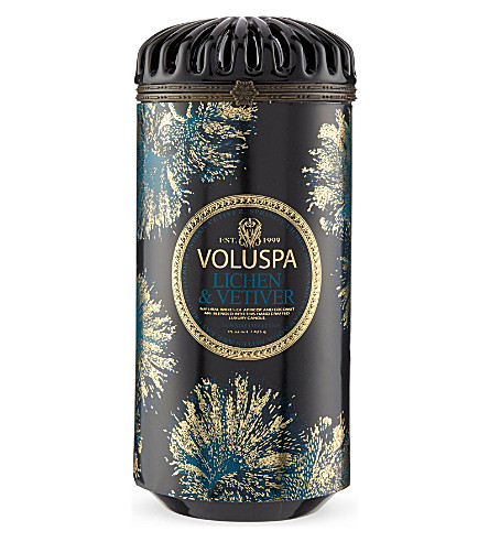 VOLUSPA Lichen & Vetiver candle
