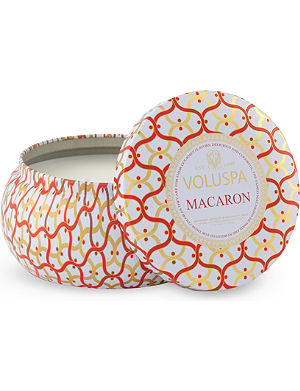 VOLUSPA Macaron scented candle