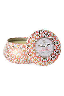 VOLUSPA Two wick Saijo persimmon candle
