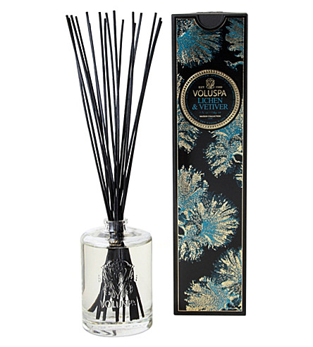 VOLUSPA Reed Diffuser- Lichen and Vetiver