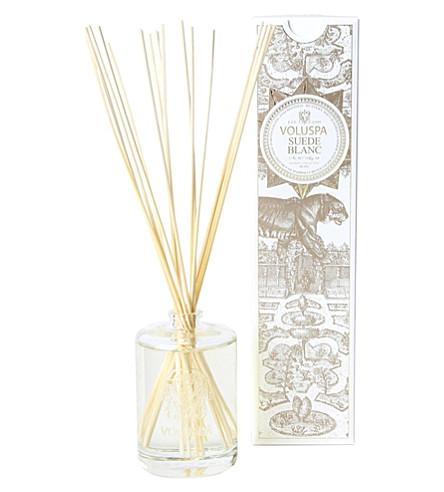 VOLUSPA Suede Blanc fragrance diffuser