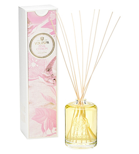 VOLUSPA Reed diffuser- Pink Citron