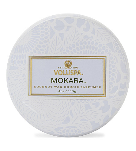 VOLUSPA Mokara coconut wax candle 113g