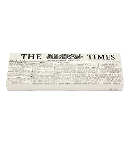 FORNASETTI The Times keepsake box