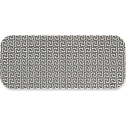 FORNASETTI Greek pattern print tray