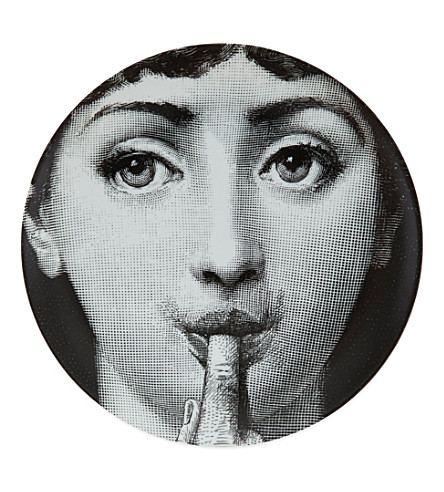 FORNASETTI Wall plate 178
