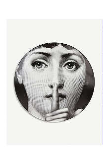 FORNASETTI T&V 334 wall plate