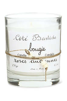 COTE BASTIDE Old Rose scented candle 175g