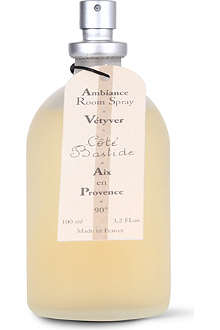 COTE BASTIDE Vetyver room spray 100ml