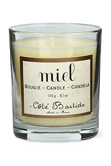 COTE BASTIDE Honey scented candle 175g
