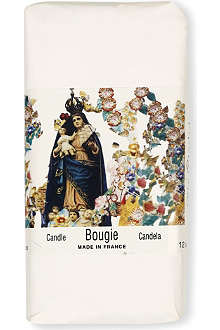 COTE BASTIDE Set of 12 Madonna candles