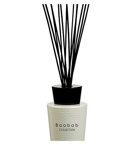 BAOBAB Lodge white pearls fragrance diffuser 500ml