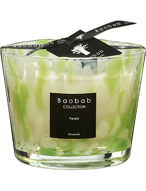 BAOBAB Emerald Pearls Max 10 candle