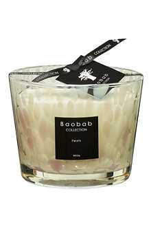 BAOBAB White pearls scented candle