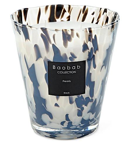 BAOBAB Black Pearls Max 16 candle