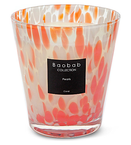 BAOBAB Coral Pearls Max 16 candle