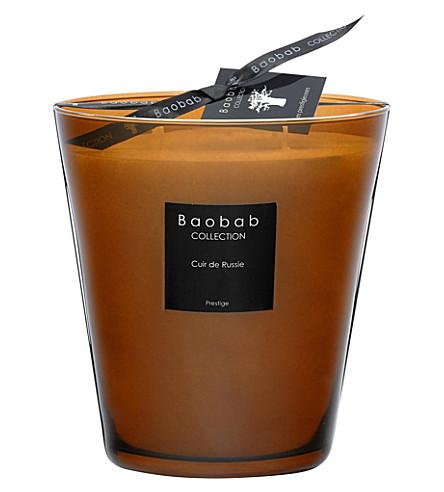 BAOBAB Cuir de Russie Max 16 candle