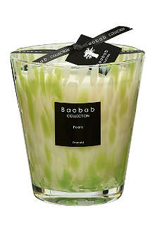 BAOBAB COLLECTION Emerald Pearls Max 16 candle
