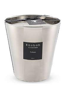 BAOBAB Platinum scented candle