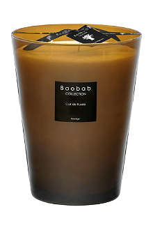 BAOBAB COLLECTION Cuir de Russie Max 24 scented candle