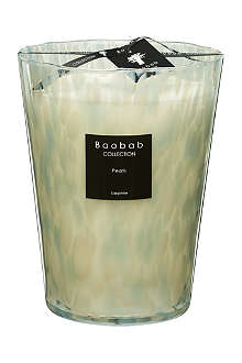 BAOBAB Sapphire Pearls Max 24 candle