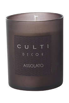 CULTI Assolato Decor candle