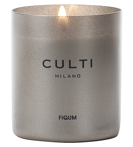 CULTI Fiqum scented wax candle 235g