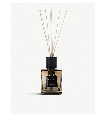 CULTI Ode Rosae reed diffuser 250ml