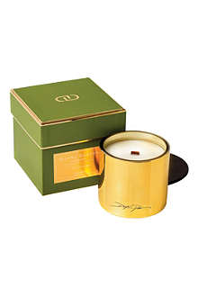 DAYNA DECKER Oud Vetiver candle