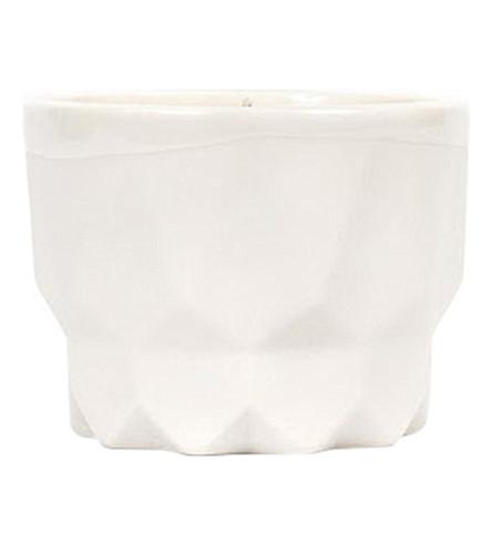 JOYA Prism Bone porcelain candle 112g