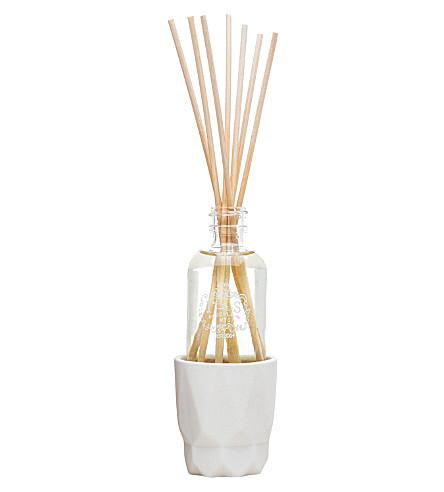 JOYA Prism Bone porcelain reed diffuser 2 oz