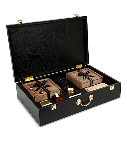 HAECKELS Fragrance and skincare gift box