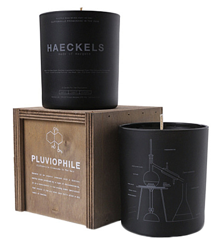 HAECKELS Cliftonville rain candle 270g