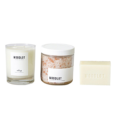 WOODLOT Recharge package gift set