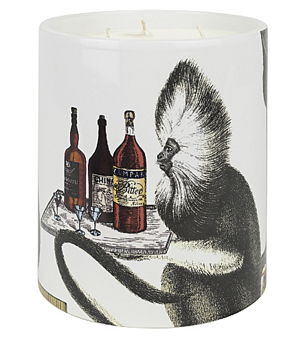FORNASETTI Aperitivo large scented candle