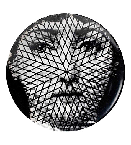 FORNASETTI T&V 294 wall plate