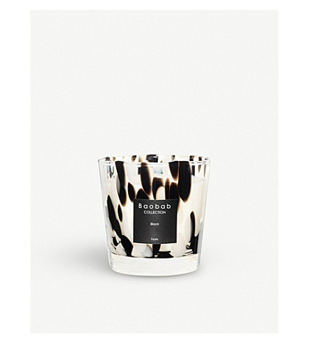 BAOBAB Black Pearl scented candle 190g