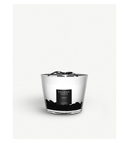 BAOBAB Feathers scented candle 500g