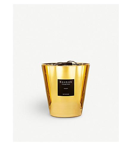 BAOBAB Aurum Max 16 scented candle 1kg
