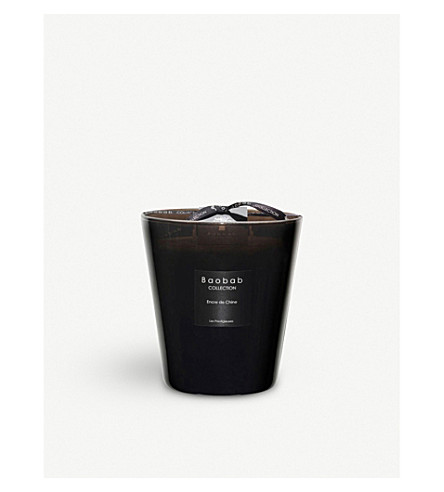 BAOBAB Encre de Chine Max 16 scented candle 1kg