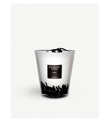 BAOBAB Feathers scented candle 1kg