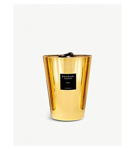 BAOBAB Les Exclusives Aurum scented candle 3kg