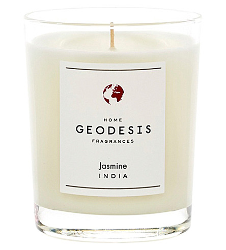 GEODISIS Jasmine scented candle