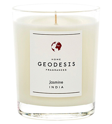 GEODISIS Verbena scented candle